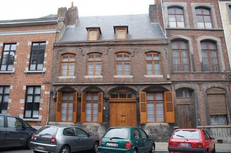 Maison, rue du Onze-Novembre, 5