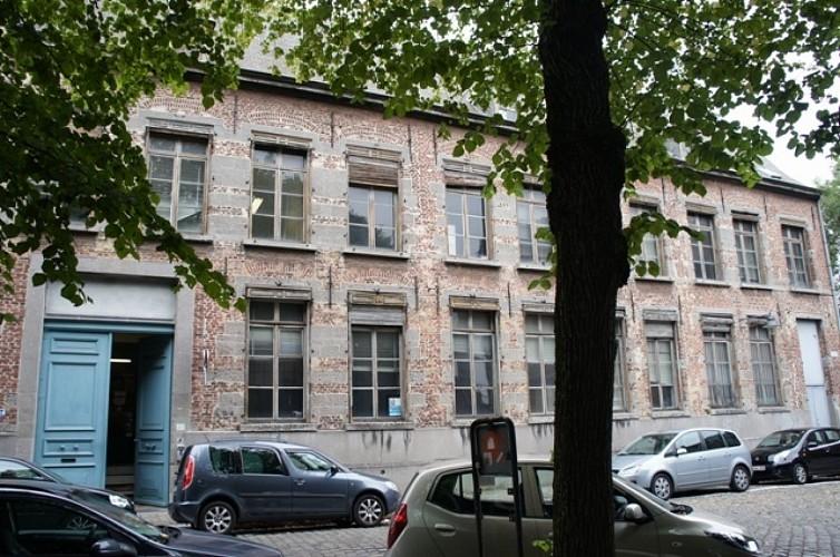 Maison, place du Parc, 22