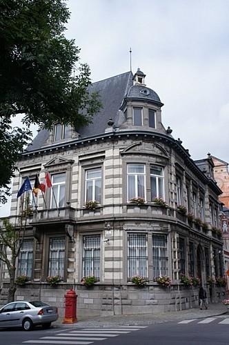 L'ancienne Banque nationale