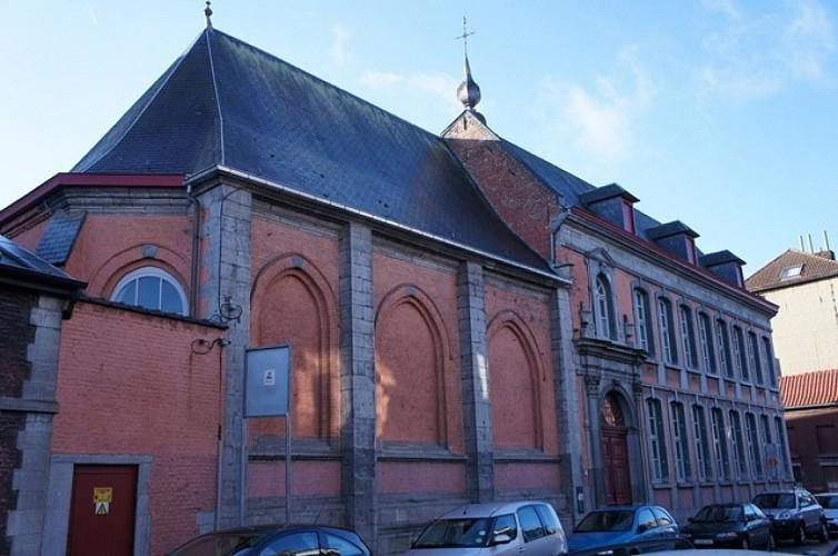 L'ancien couvent des Carmes déchaussés