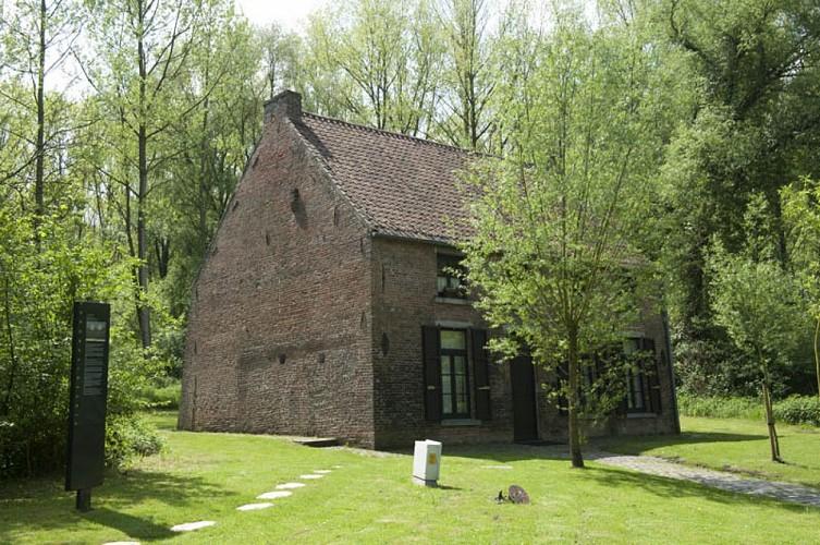 La maison Van Gogh à Cuesmes