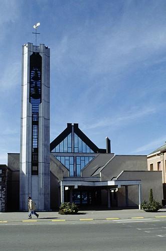 L'orgue de l'église Saint-Remi à Cuesmes