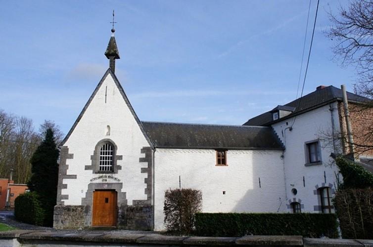 La chapelle Notre-Dame de Moulineau