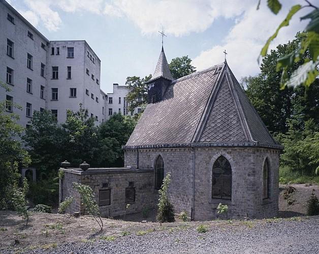 La chapelle Saint-Antoine en Barbefosse à Havré