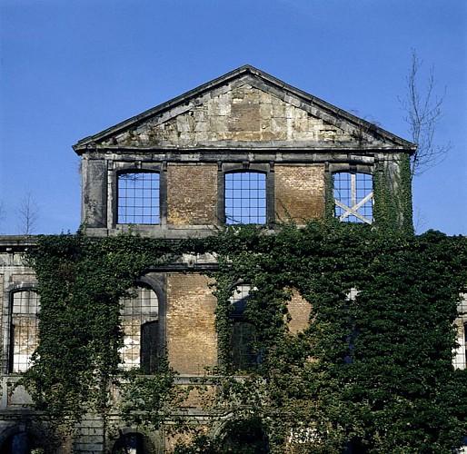 L'ancienne abbaye de Saint-Denis en Brocqueroie