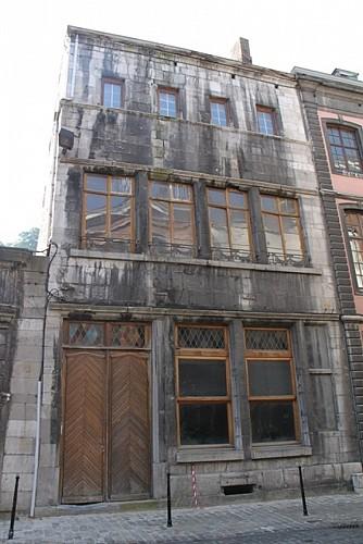 Immeuble, rue des Brasseurs, 107