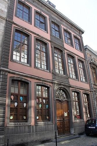 Immeuble, rue des Brasseurs, 109