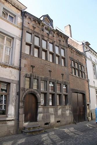 La maison Rops, rue des Brasseurs, 169