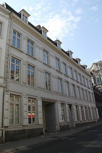 L'ancien hôtel de Wasseige ou de Veyder