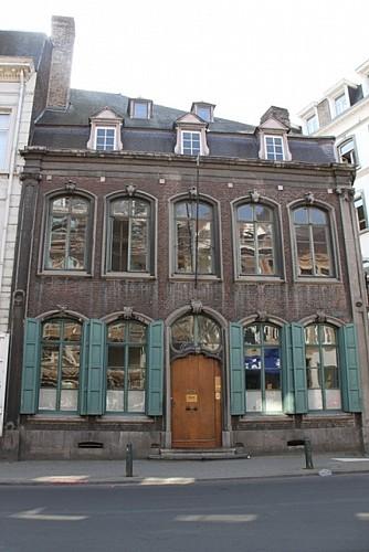 Immeuble, rue de Bruxelles, 57
