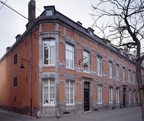 Immeuble, rue du Collège, 31-35