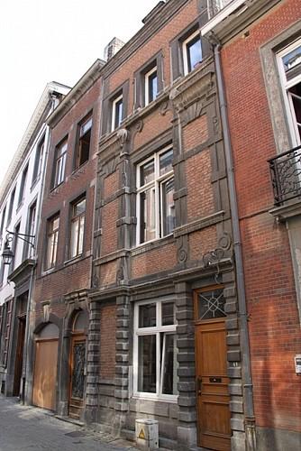 Immeuble, rue du Collège, 41