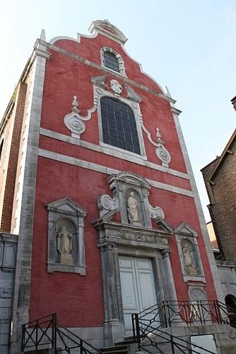 L'église Saint-Joseph, ancienne église conventuelle des Carmes