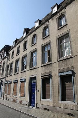 Immeuble, rue Grandgagnage, 2a