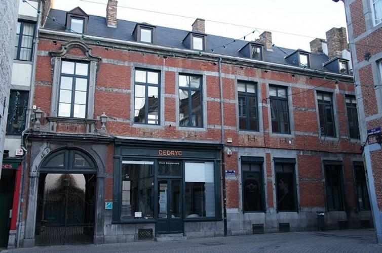 L'ancien hôtel le Bidart