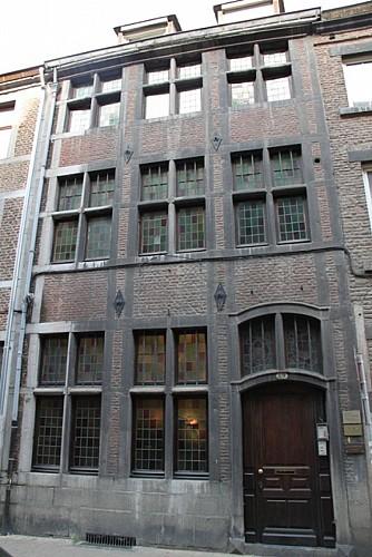 Immeuble, rue Saint-Nicolas, 59