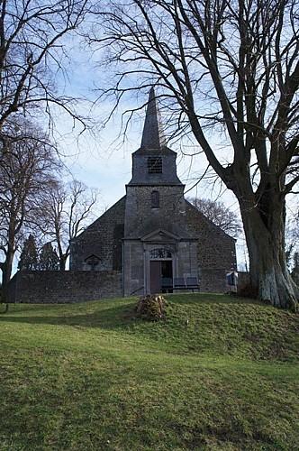 L'église Notre-Dame de Gelbressée