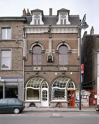 Immeuble, avenue Jean Materne, 82-84