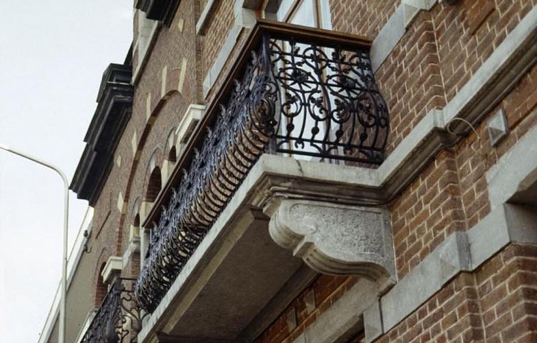 Immeuble, boulevard de la Meuse, 78-80