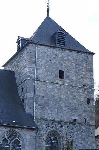 L'église Saint-Quentin de Lives-sur-Meuse