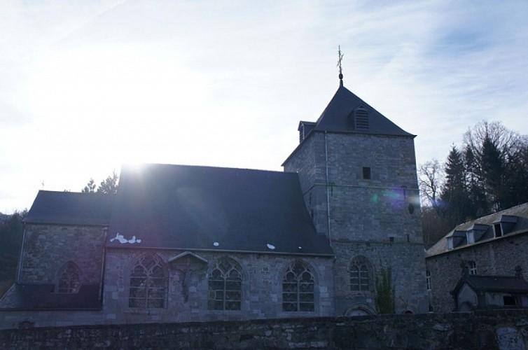 L'ancien presbytère de Lives-sur-Meuse