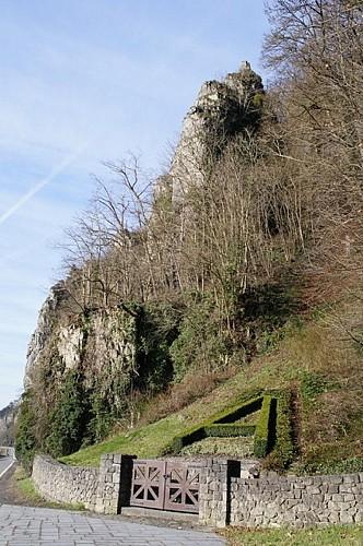 Le monument commémoratif du roi Albert