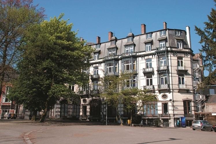 L'ancien hôtel Britannique