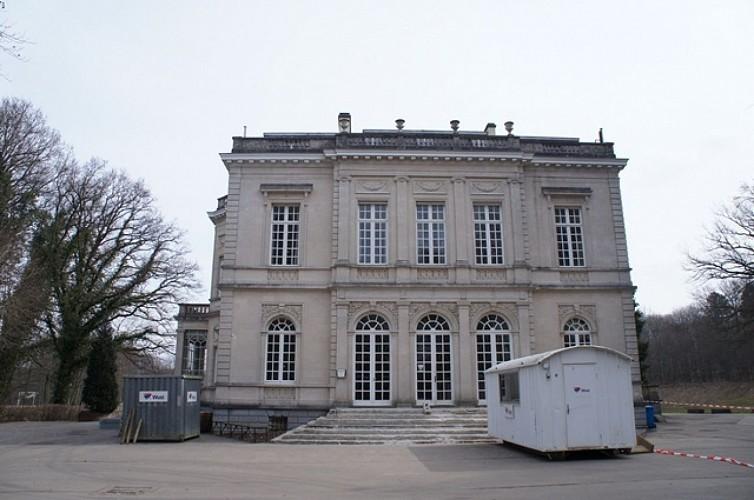 Le château de la Fraineuse