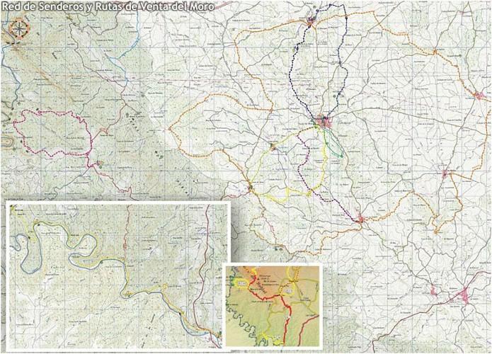 Itinerarios y rutas Parque Natural de las Hoces del Cabriel