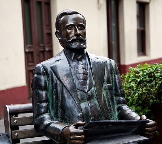 Alfredo Brañas: Pioneiro en soñar un país