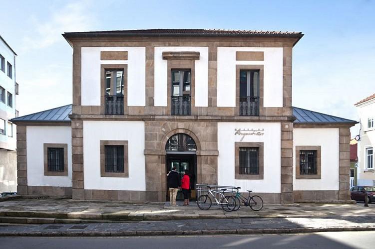 Museo de Bergantiños: Una cárcel con las puertas abiertas