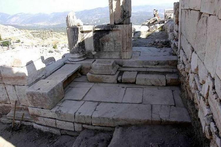 Le Temple Dorique