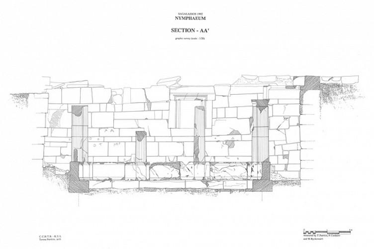 Het Hellenistische Brongebouw