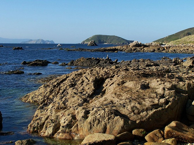 Atlantic Islands of Galicia National Park - Bueu