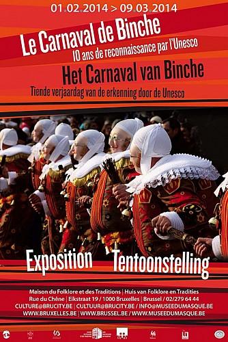 Le Carnaval de Binche -