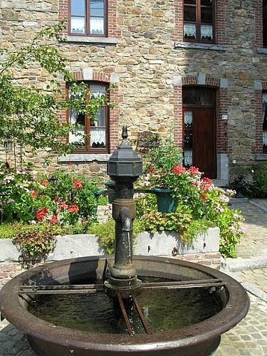 Awenne, le village des huit fontaines