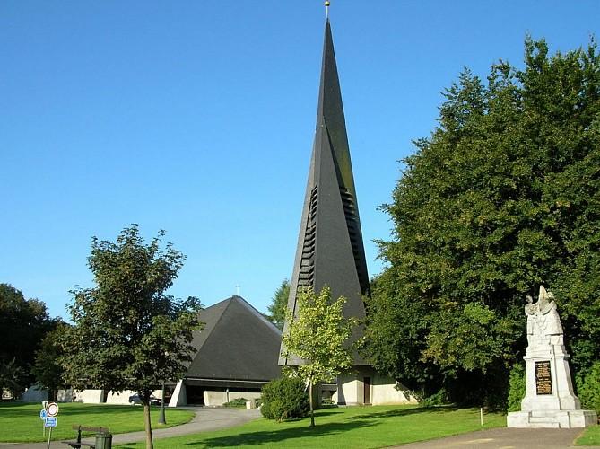 Eglise du Sacré-Coeur de Libramont