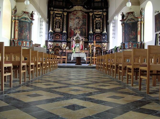 Eglise Sainte-Catherine de Bras