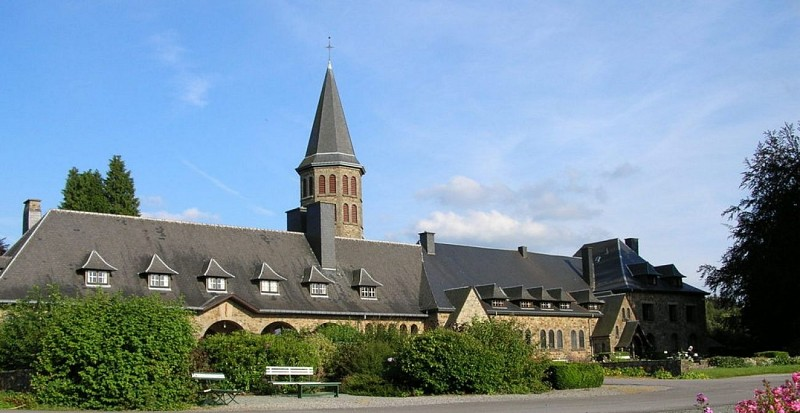 Monastère d'Hurtebise