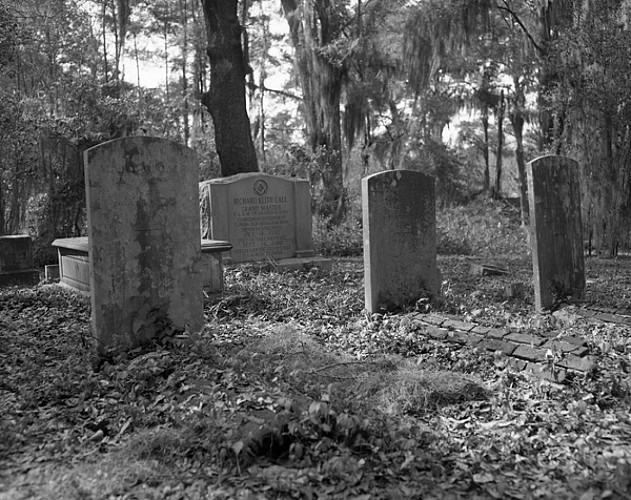 Family Cemetery at The Grove