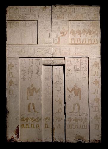 1. Door to the afterlife