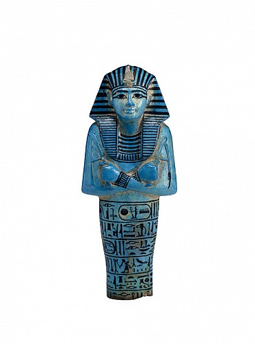 6. Shabti figures
