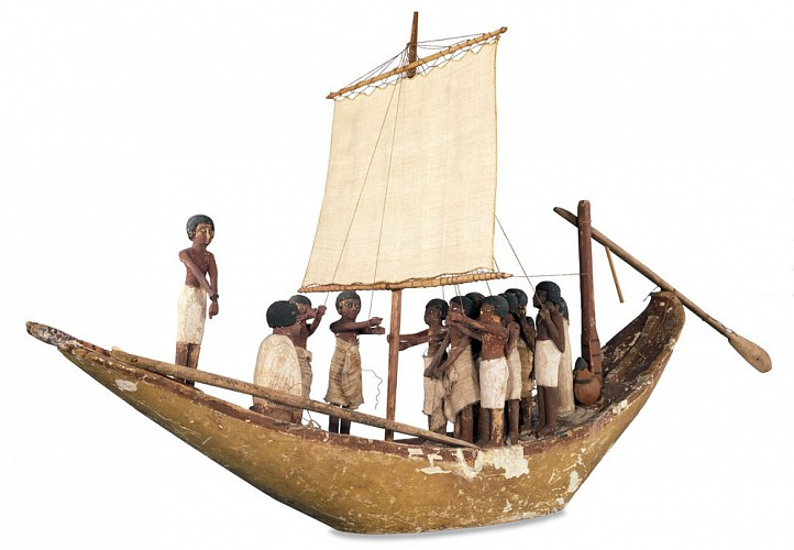 5. Funerary boat