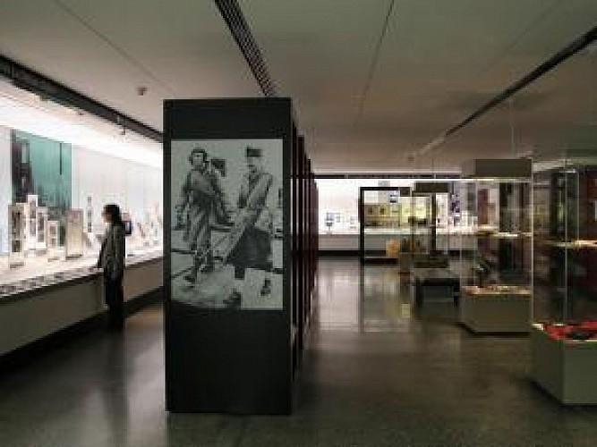 Musée du Général Leclerc de Hautecloque et de la Libération de Paris - Musée Jean Moulin
