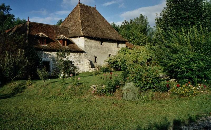 Le Moulin d'Arche