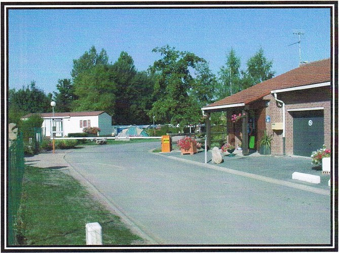 """Camping """"Les Colombes"""""""