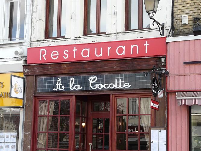 A la Cocotte
