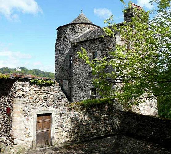 La Maison du Sénéchal -‐ XVème et XVIème siècles -‐
