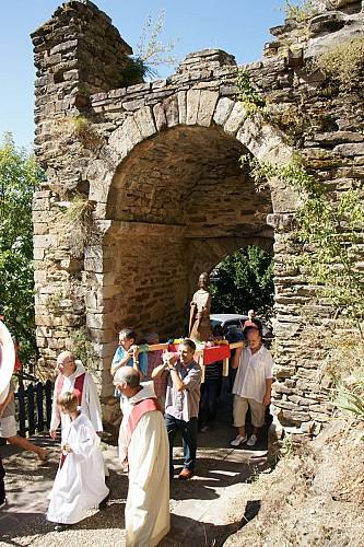 Porte de la Pique -‐XIIIème siècle