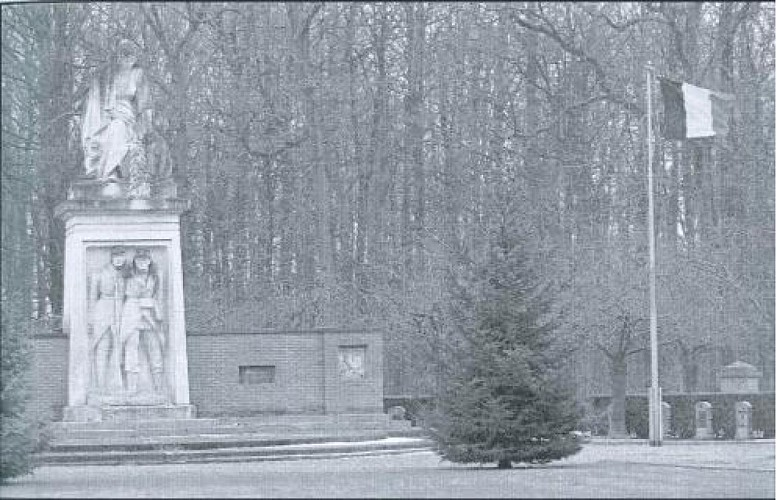 Monuments commemorating the Great War
